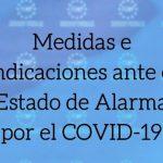 RECOMENDACIONES DE SECCION DE ICAM PROGENITORES